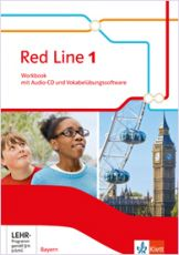 Red Line 1 Workbook m.CD (LehrplanPlus)