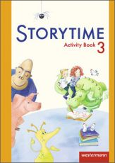 Storytime Activity Book 3