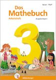 Das Mathebuch 3, Arbeitsheft (2014)