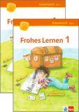 Frohes Lernen, Arbeitshefte Druckschrift (Teil A-C), 3-tlg.