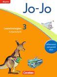 Jo-Jo Klasse 3, Lesebuch, Arbeitsheft Lesestrategien