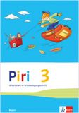 Piri 3, Arbeitsheft SAS