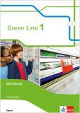 Green Line 1, Workbook m. Audio-CD (Ausgabe 2017, LehrplanPlus)
