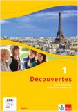 Decouvertes 1, Cahier m.CD/DVD (LehrplanPlus)